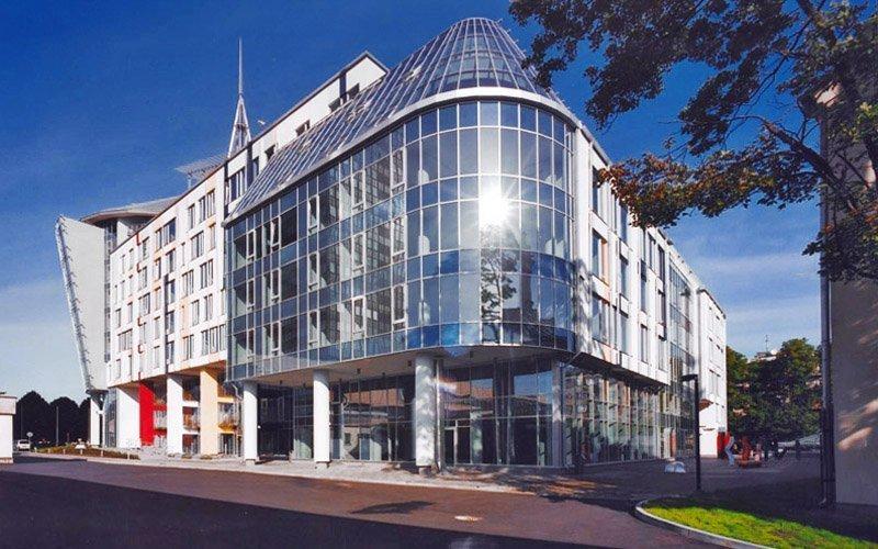 The top 5 of luxury apartment buildings in riga ee24 for Design apartment riga