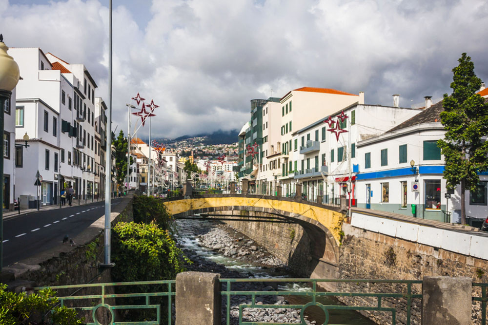Madeira Inexpensive Real Estate In The Kingdom Of