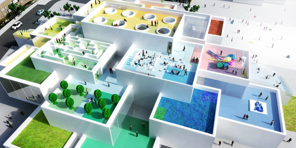A New LEGO Head Office Is Built In Denmark | Photo 2 | Ee24