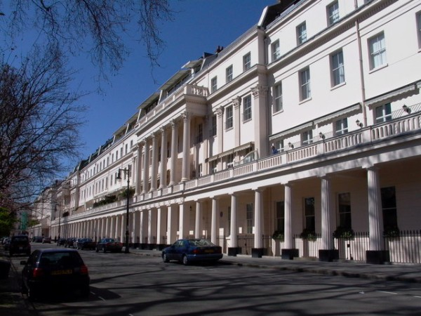 10 london streets with the most elite real estate ee24 for 23 egerton terrace kensington