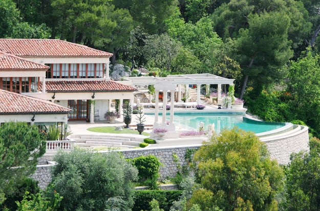 Tina Turners luxurious residence on the French Riviera | Photo 1 | ee24