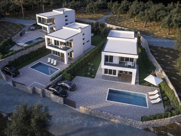 Villa in city Krk