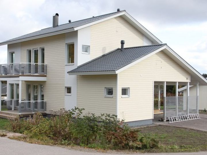 House in city Imatra