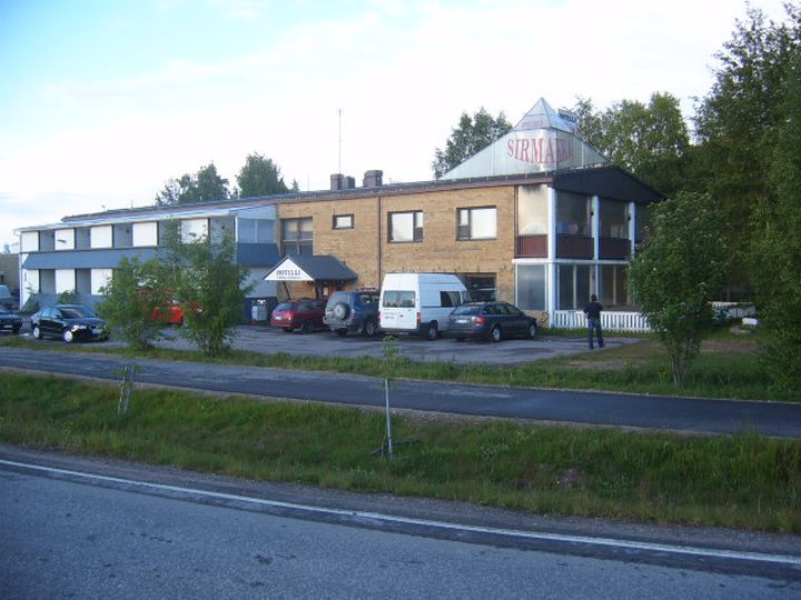 Hotel in city Salla