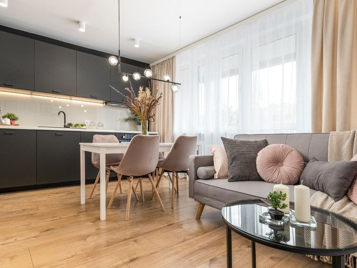 Apartment in city Krakow