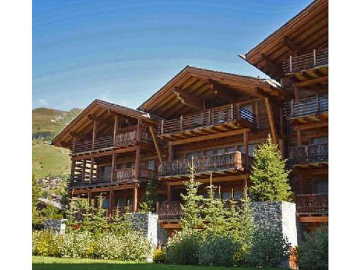 Apartment in city Verbier