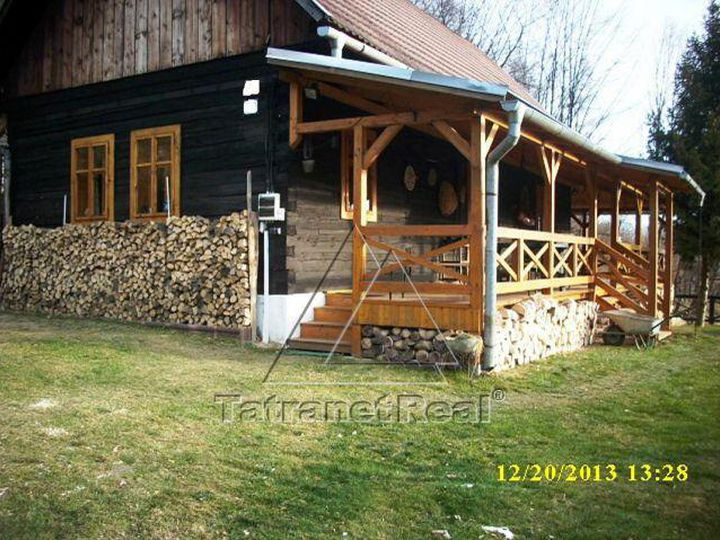 Detached house in city Gelnica