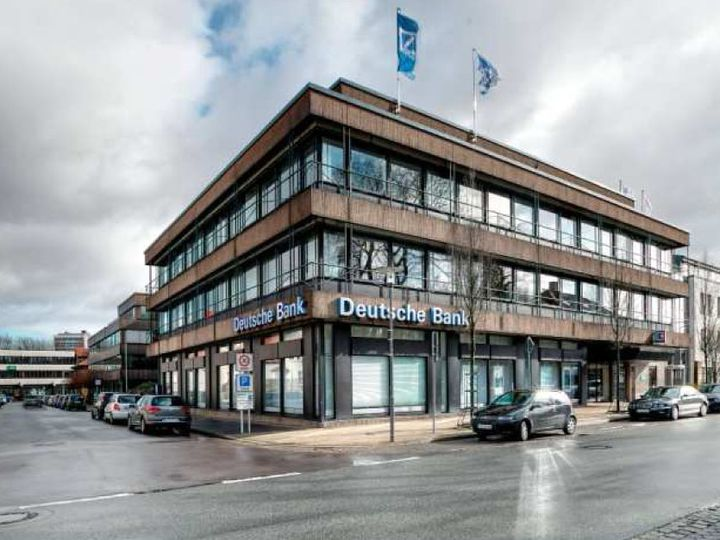 Office in city Detmold