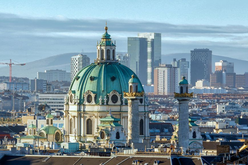 Austria. Investments in Viennese Waltz