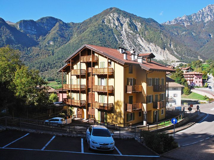 Apartment in city Riva del Garda