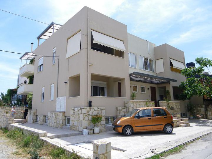 Apartment in city Maleme