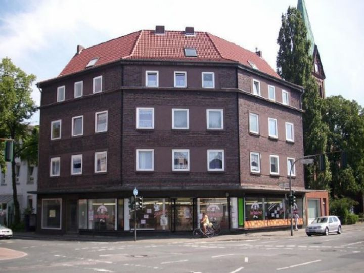 Apartment house in city Recklinghausen