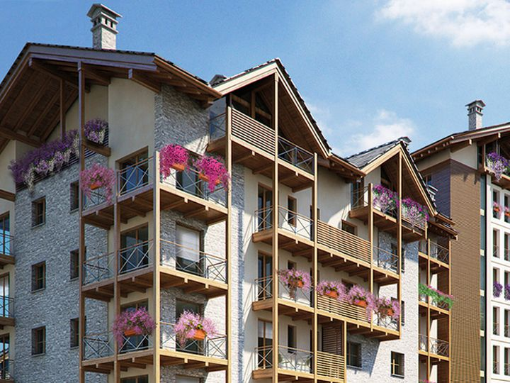 Different purposes in city Courmayeur