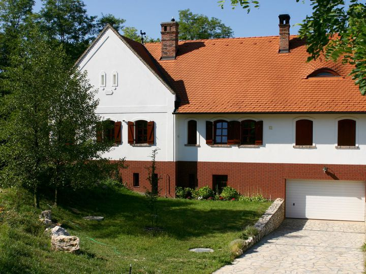 Villa in city Vesprem