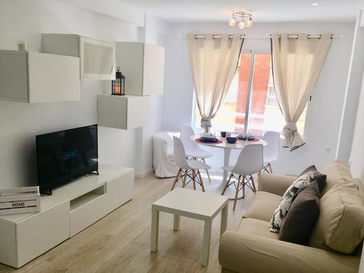 Apartment in city Valencia