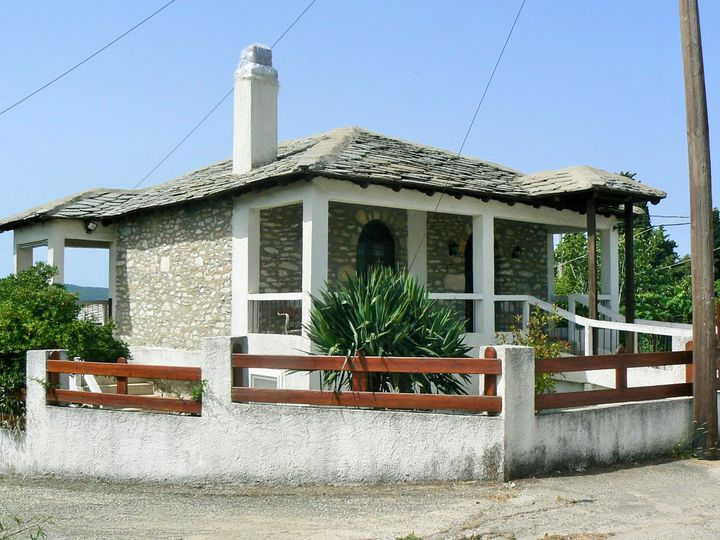 Cottage in city Thasos