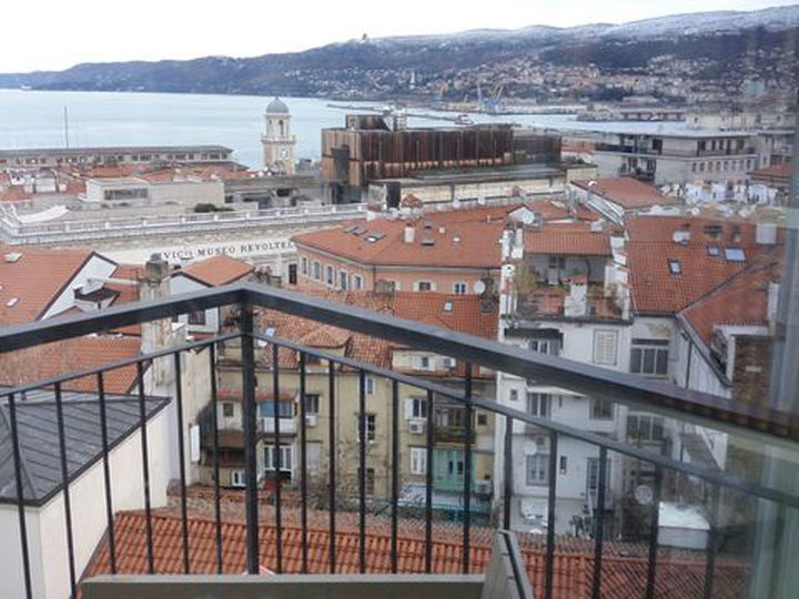 Apartment in city Trieste