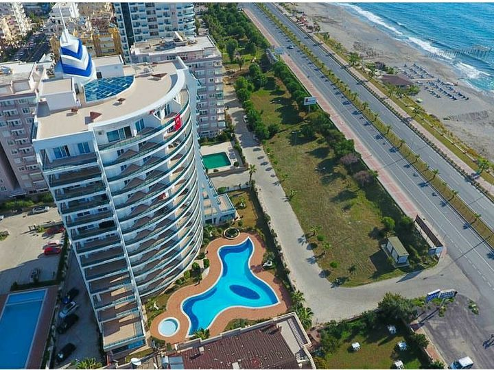 Apartment in city Alanya