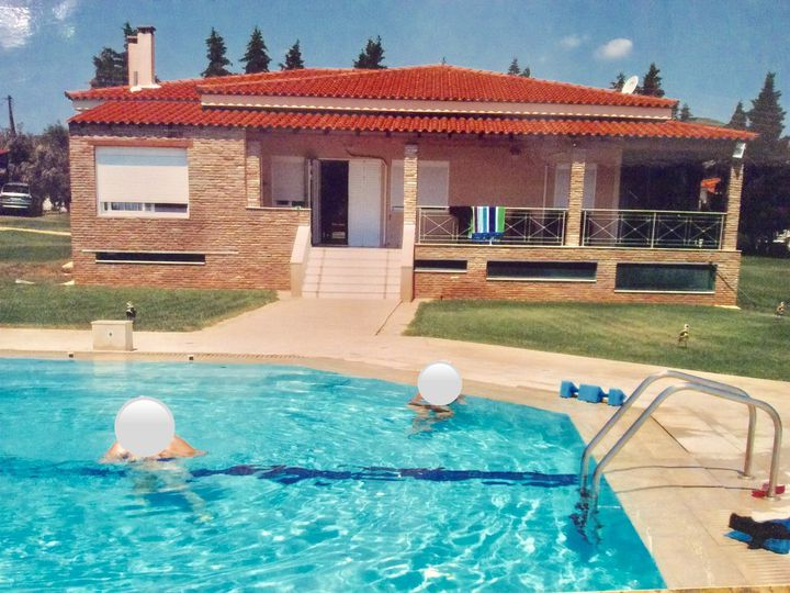 Villa in city Corinth