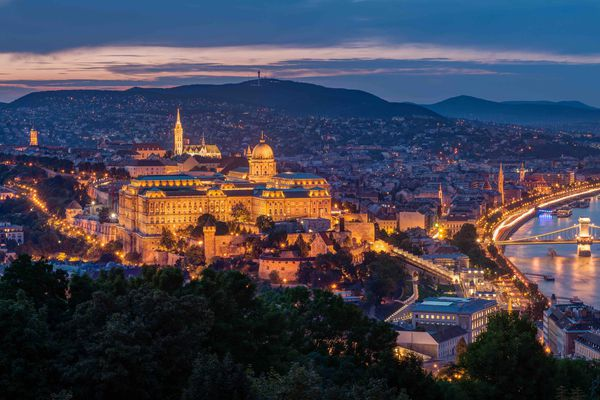 Budapest: affordable estate and easy Permanent Residency