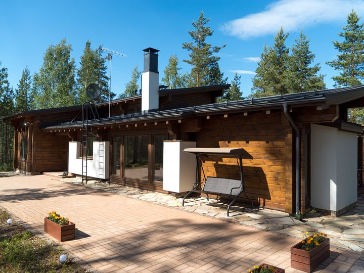 Chalet in city Savonlinna