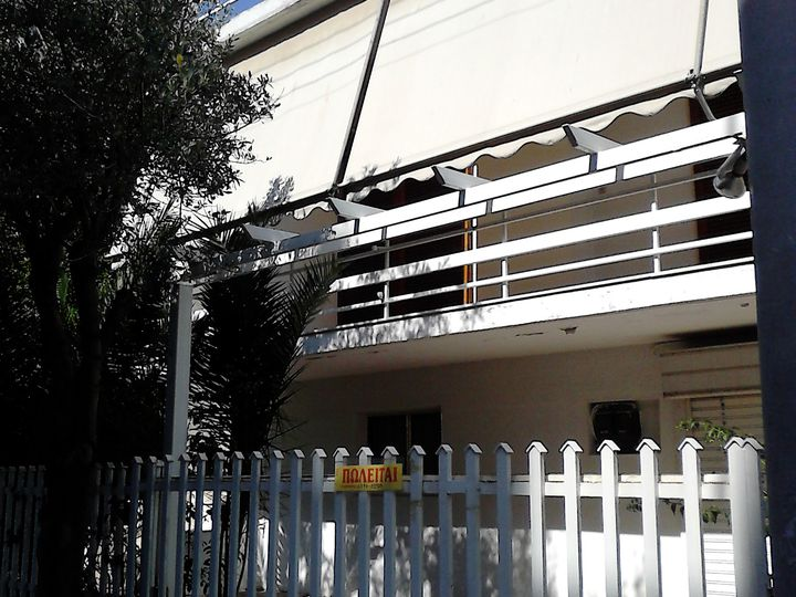 Detached house in city Argiroupoli