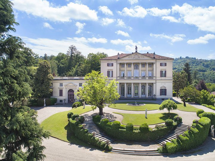Villa in city Turin