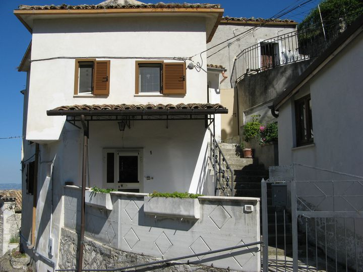 Detached house in city Corvara