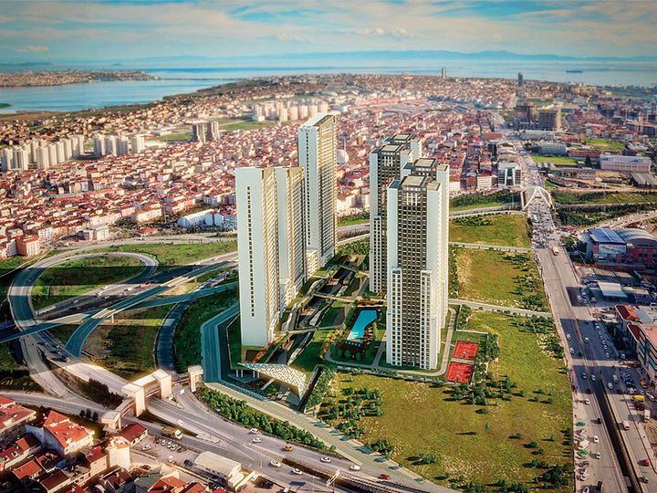 Studio in district Esenyurt in city Istanbul