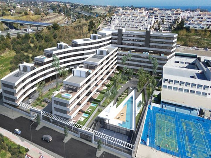 Apartment in city Estepona