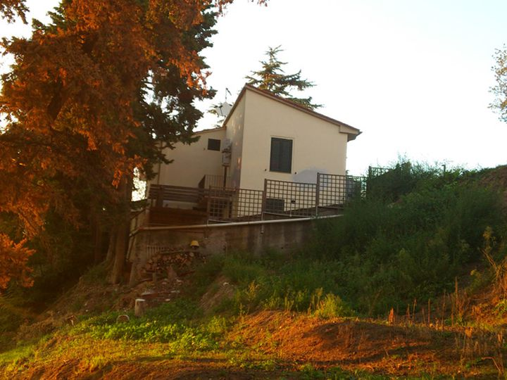 Detached house in city Terricciola