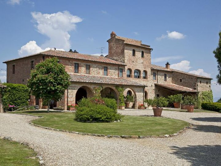 Villa in city Torrita di Siena