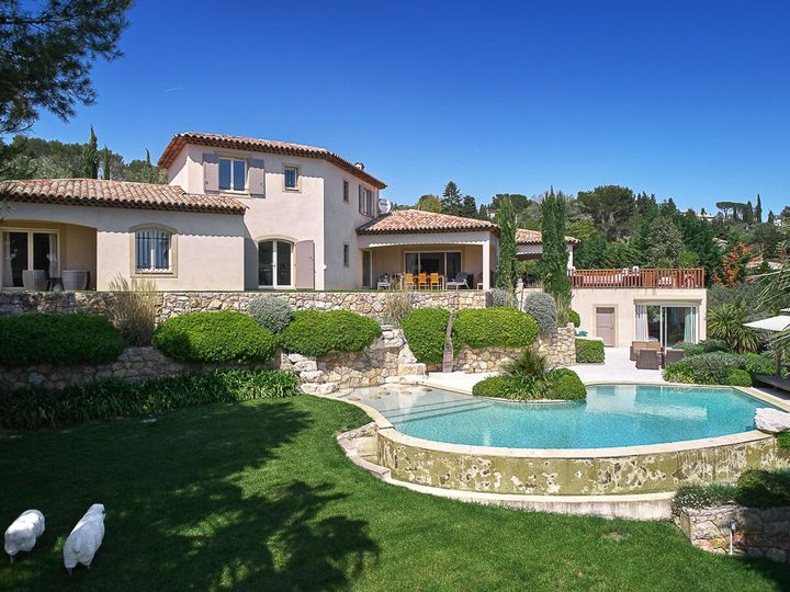 House in city Mougins