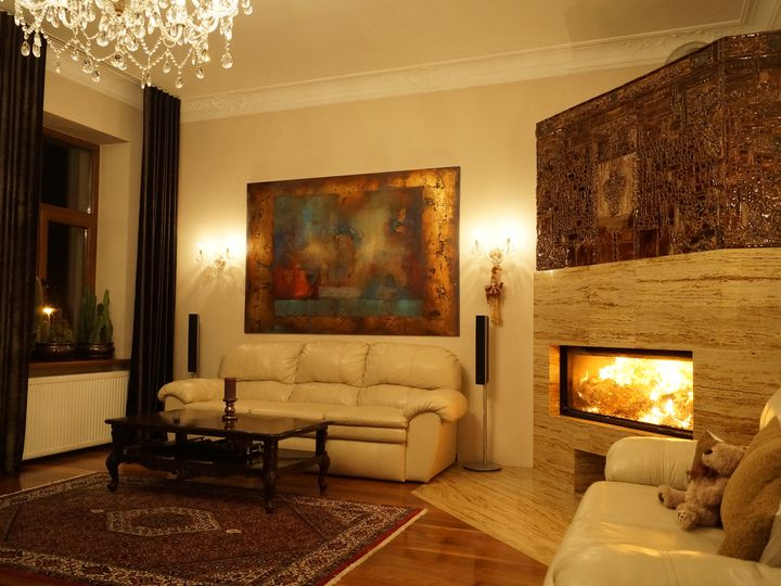 Apartment in city Kaunas