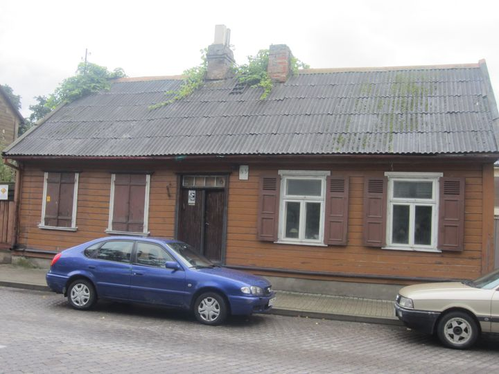 House in city Ventspils