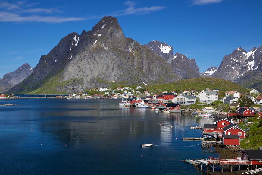 The real estate boom in Norway in the near future will not end, despite the recent fall in oil prices