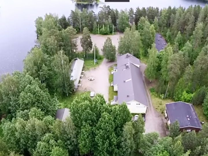 Detached house in city Savonlinna