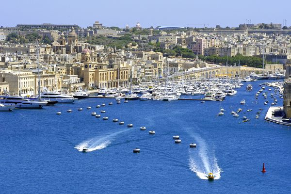 In Malta there is no problem with vacant real estate