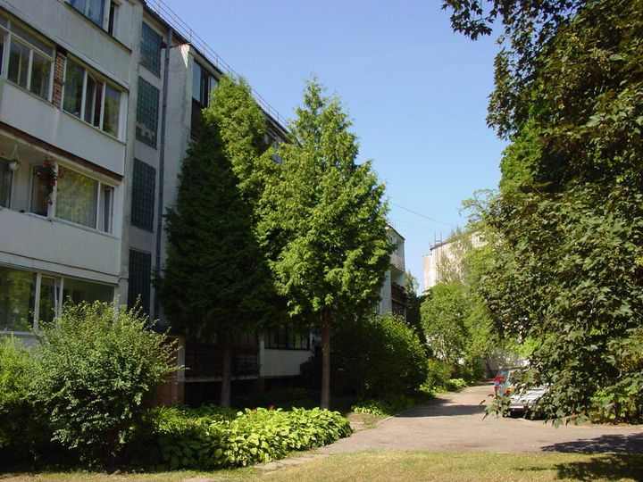 Apartment in district Dubulti in city Jūrmala