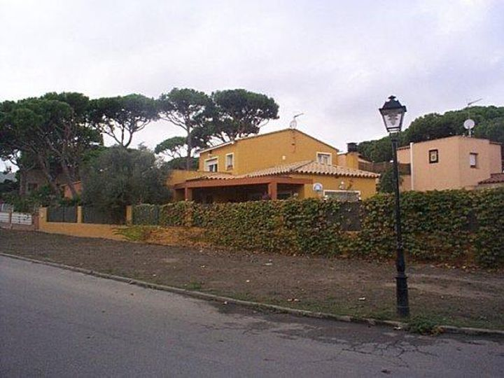 Detached house in city Palafrugell