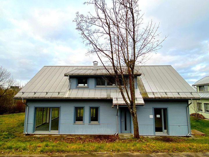 Detached house in city Trakai