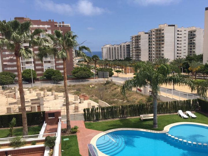 Apartment in city Benidorm