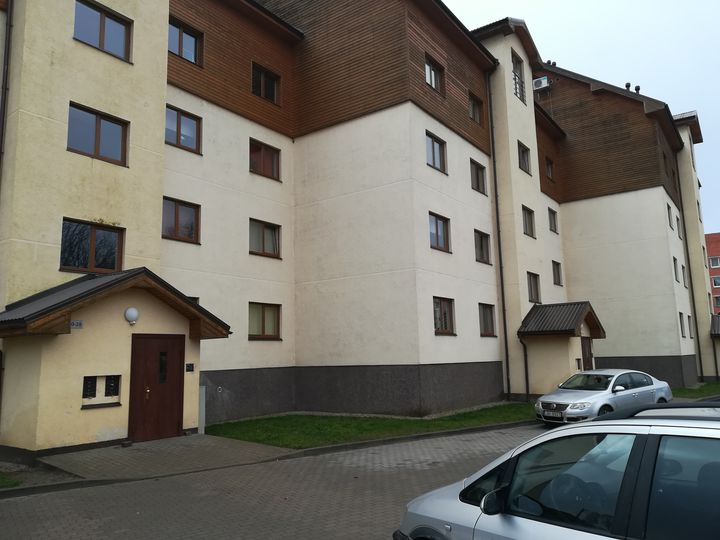 Office in city Bauska