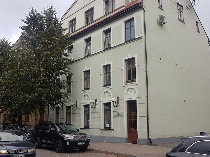 Apartment in city Klaipeda
