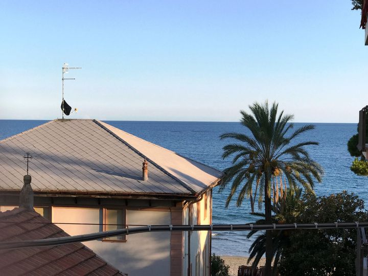Apartment in city Alassio