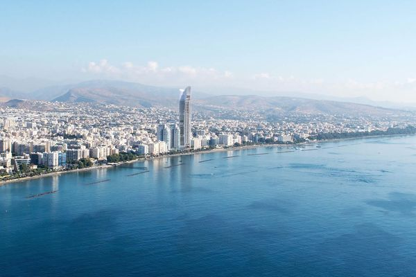 The highest residential complex in Europe will be built on Cyprus