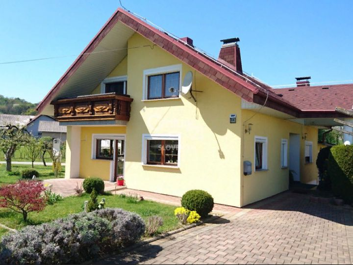 Detached house in city Murska Sobota