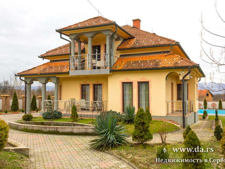 Cottage in city Loznica