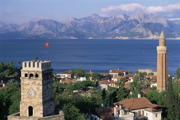 Property in Turkey: results of the first eight months of 2013