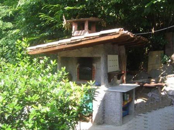 Detached house in city Gallicano